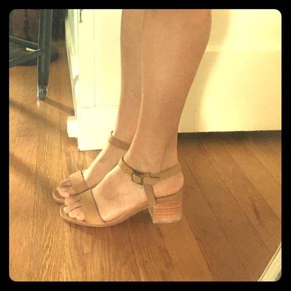 2fdef3d38178 Nisolo Lucia Block Heel Sandal. M 5b649210800dee470d64c9db